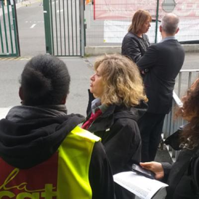 Grève Convention Collective