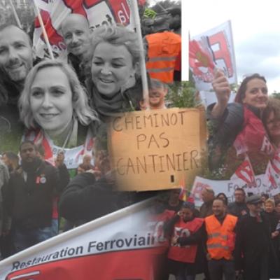 Grève Convention Collective du 25 avril 2019