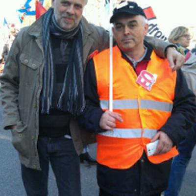 Manif contre la Loi Travail (Rennes)