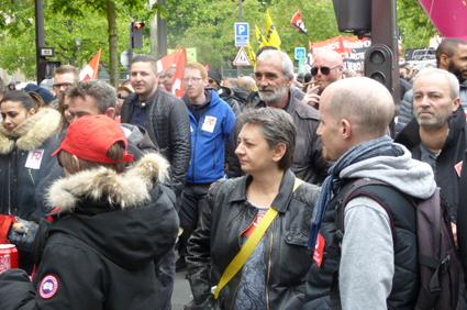 Manif contre la Loi Travail (Paris)