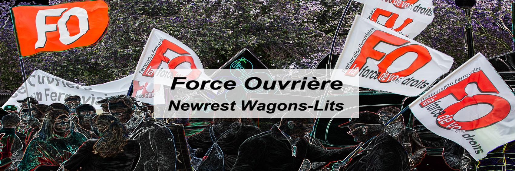 FO Newrest Wagons-Lits