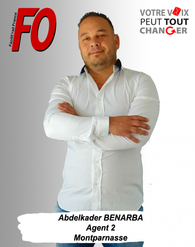 Abdelkader Benarba