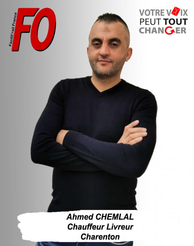 Ahmed Chemlal