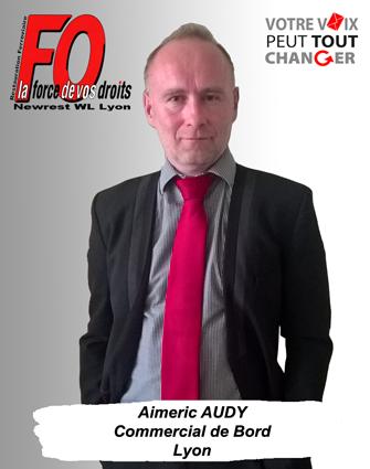 Aimeric Audy