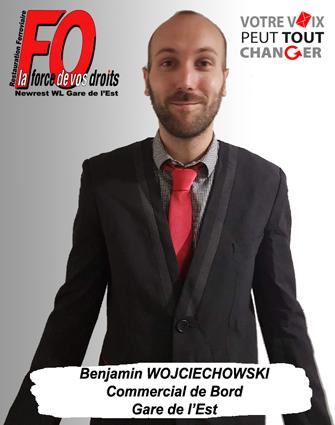 Benjamin Wojciechowski