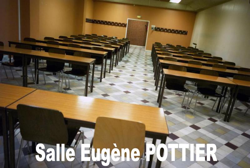 Bourse centrale salle Eugène POTTIER