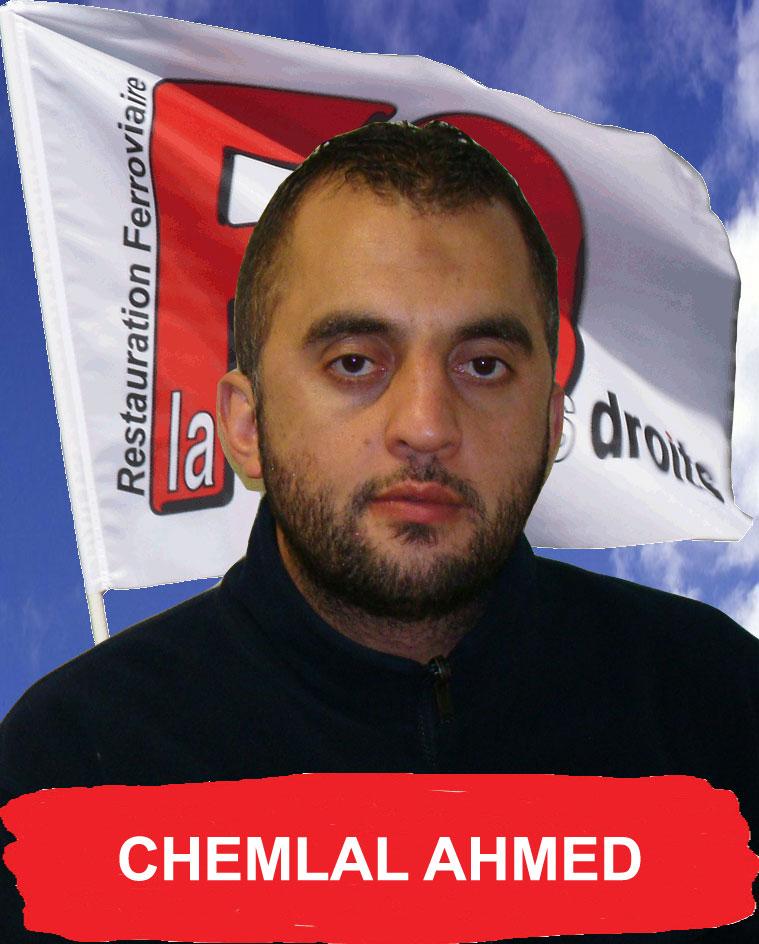 Chemlal ahmed