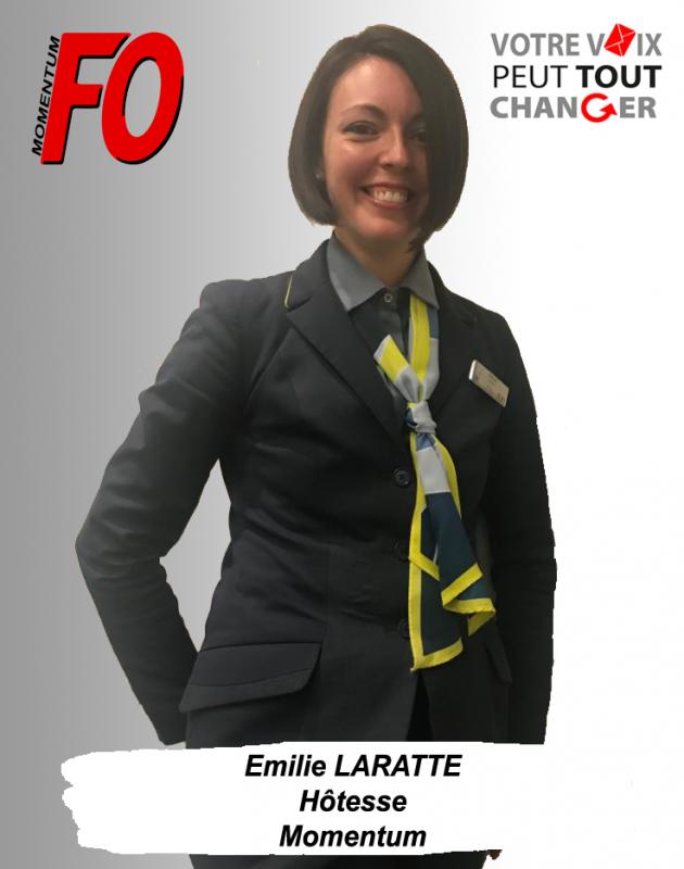 Emilie Laratte