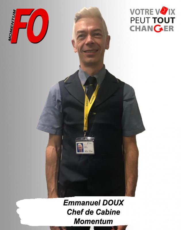 Emmanuel Doux