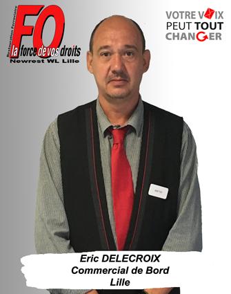 Eric Delecroix