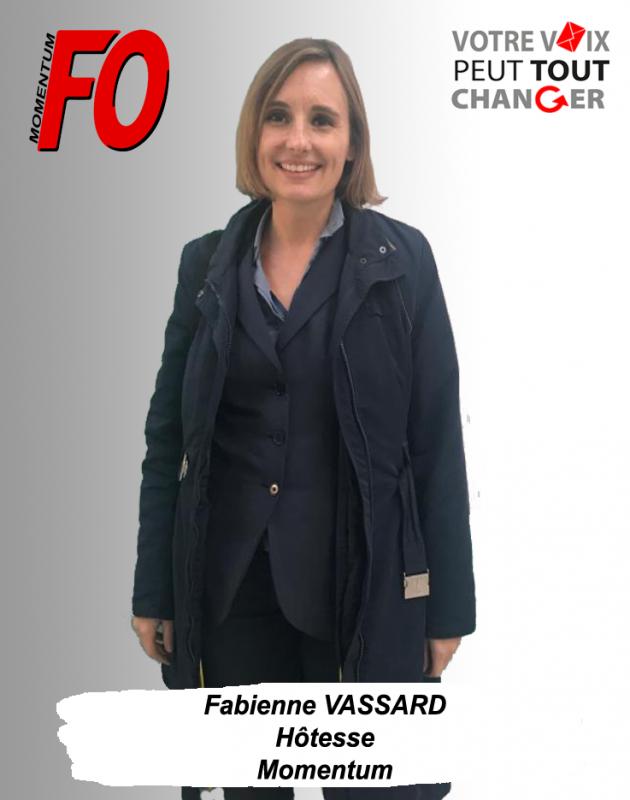 Fabienne vassard