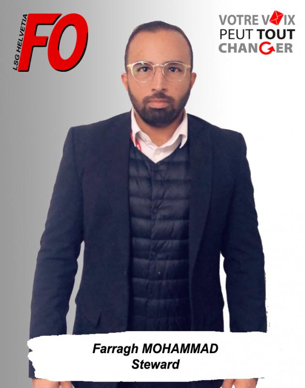 Farragh Mohammad