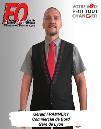 Gerald Frammery