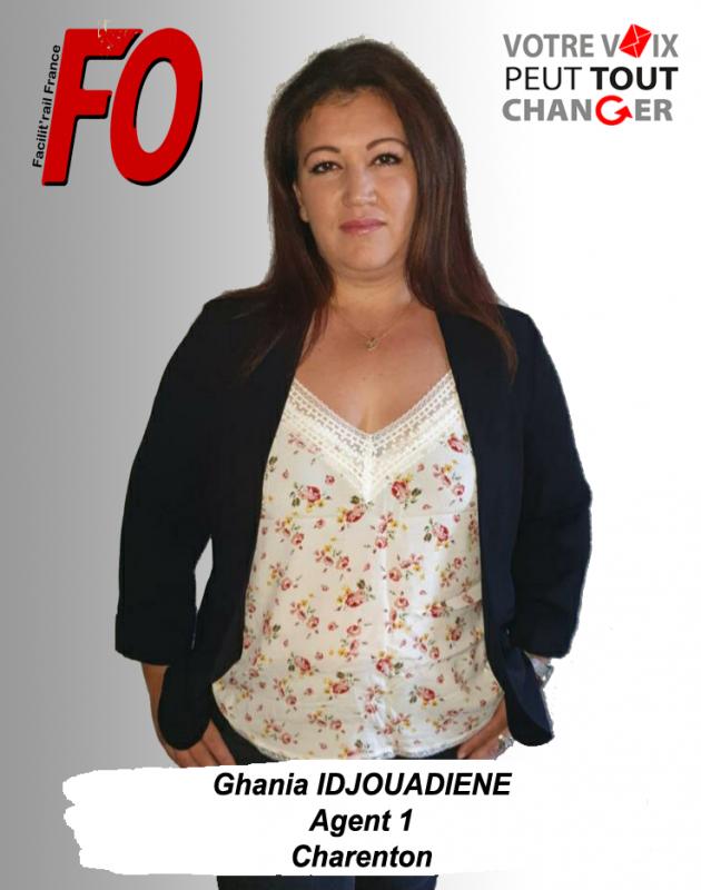 Ghania Idjouadiene
