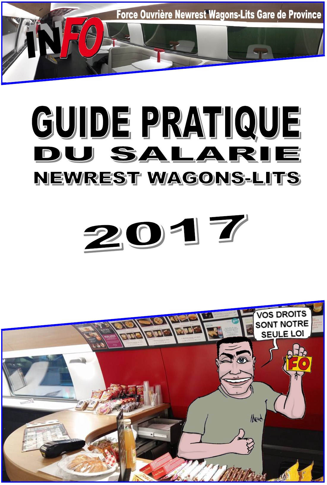 Livret FO Newrest WL Province