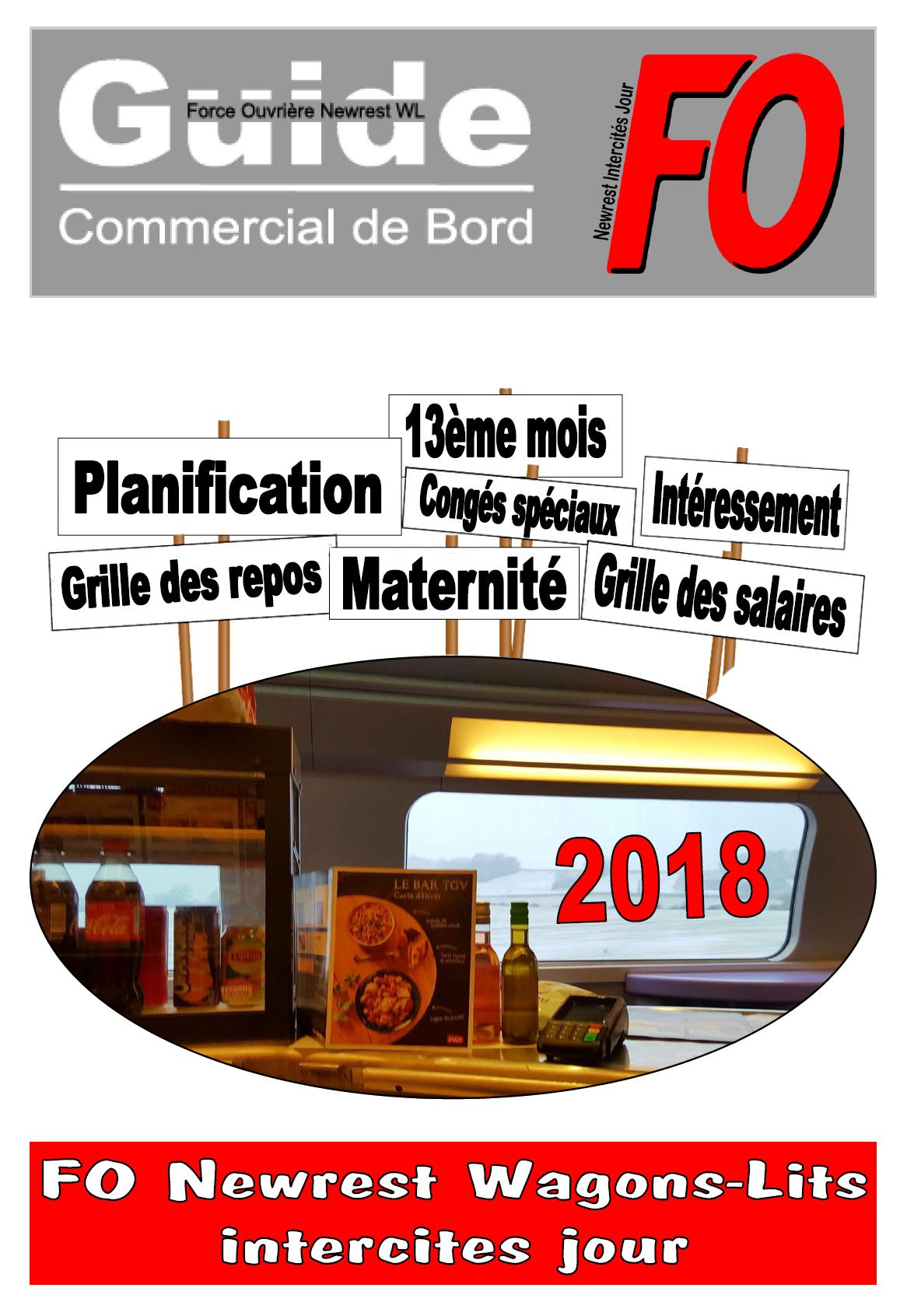 Guide FO Intercités 2018