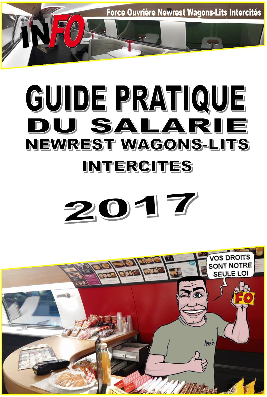 Livret FO Intercités 2017
