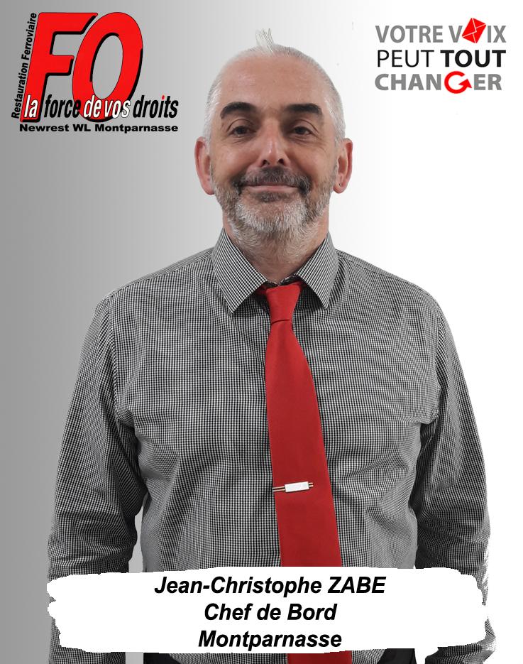 Jean-Christophe Zabe
