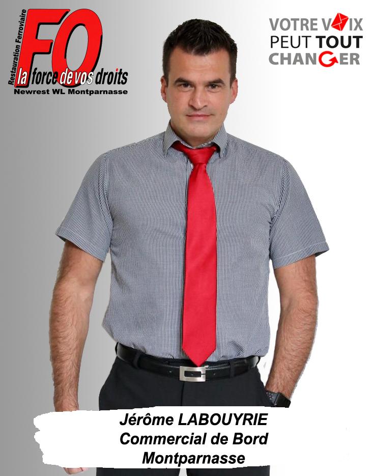 Jérôme Labouyrie