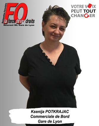 Ksenija Potkrajac