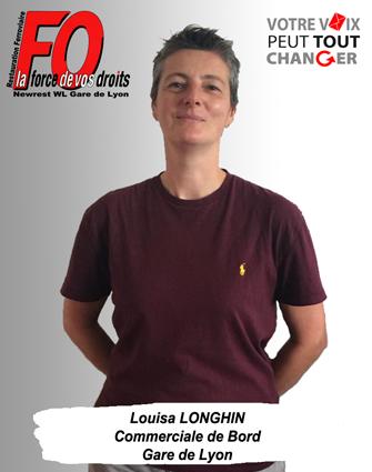 Luisa Longhin