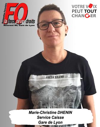 Marie-Christine Dhenin