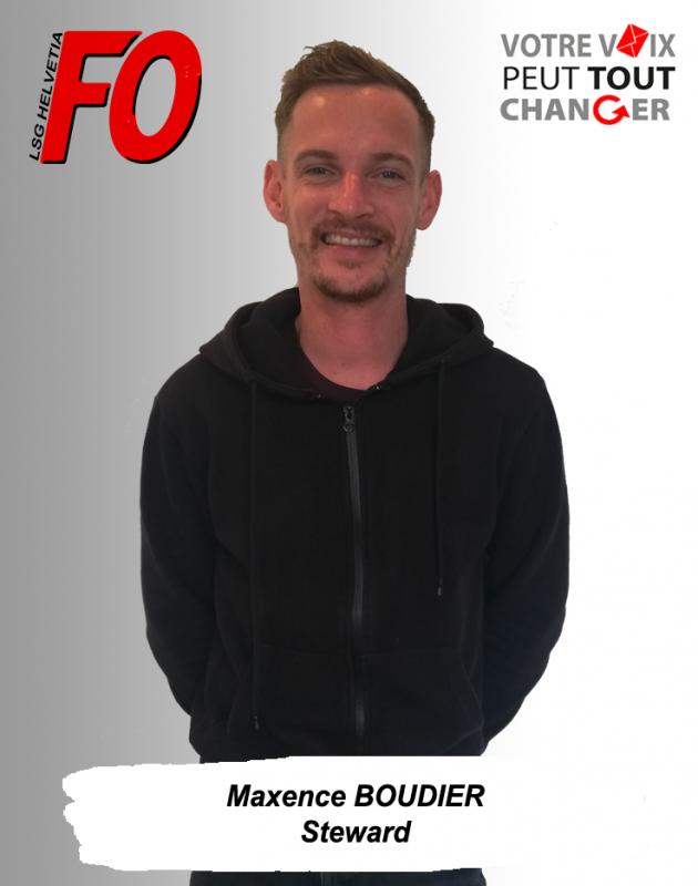 Maxence Boudier