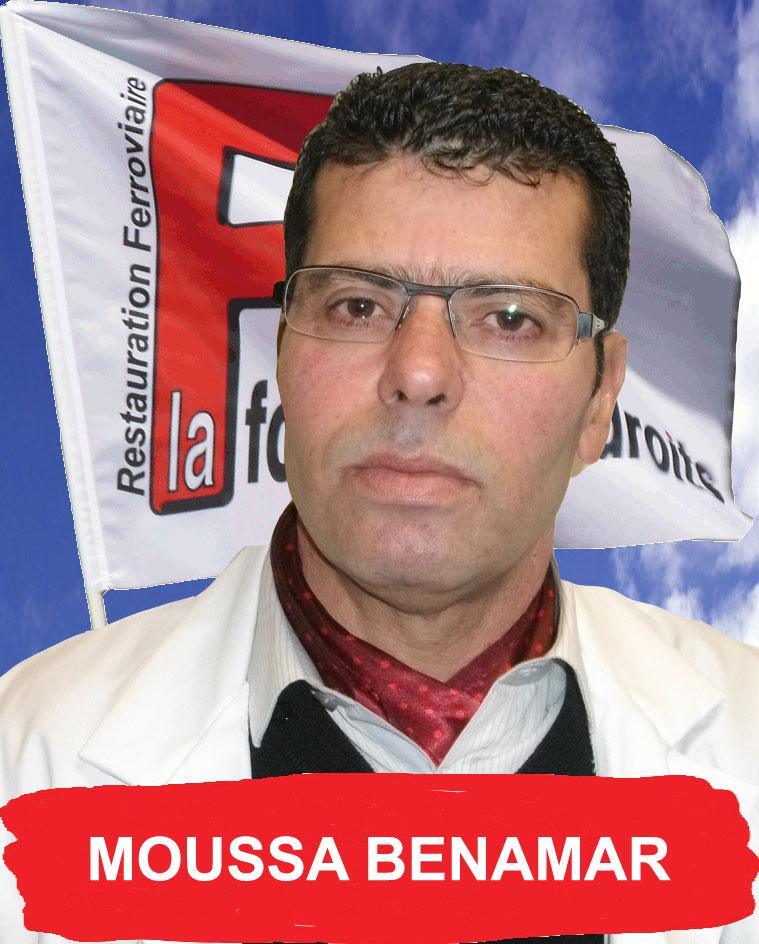Moussa benamar