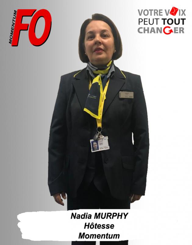 Nadia Murphy