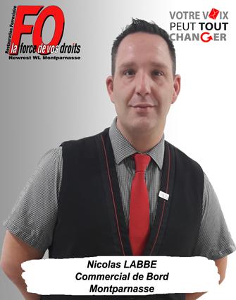 Nicolas Labbee