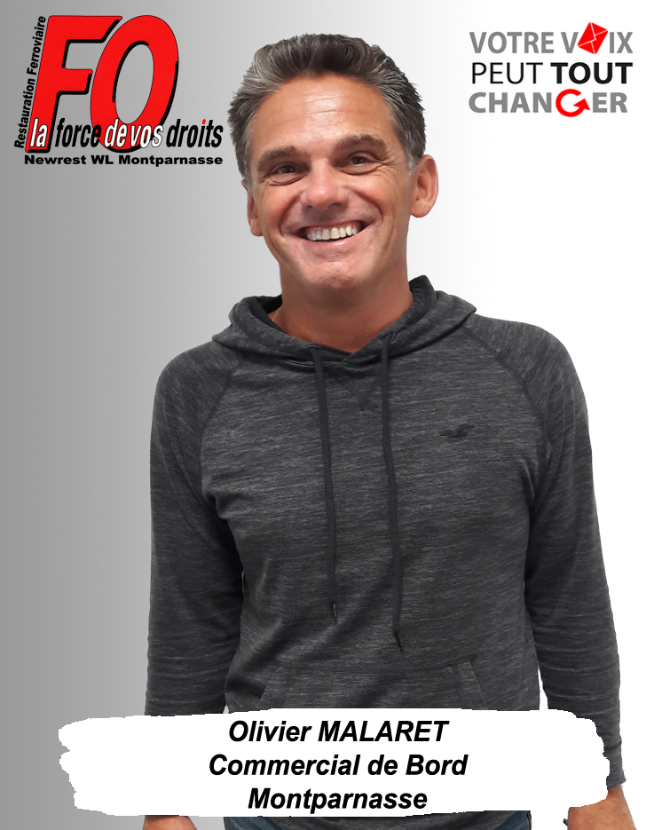 Olivier Malaret