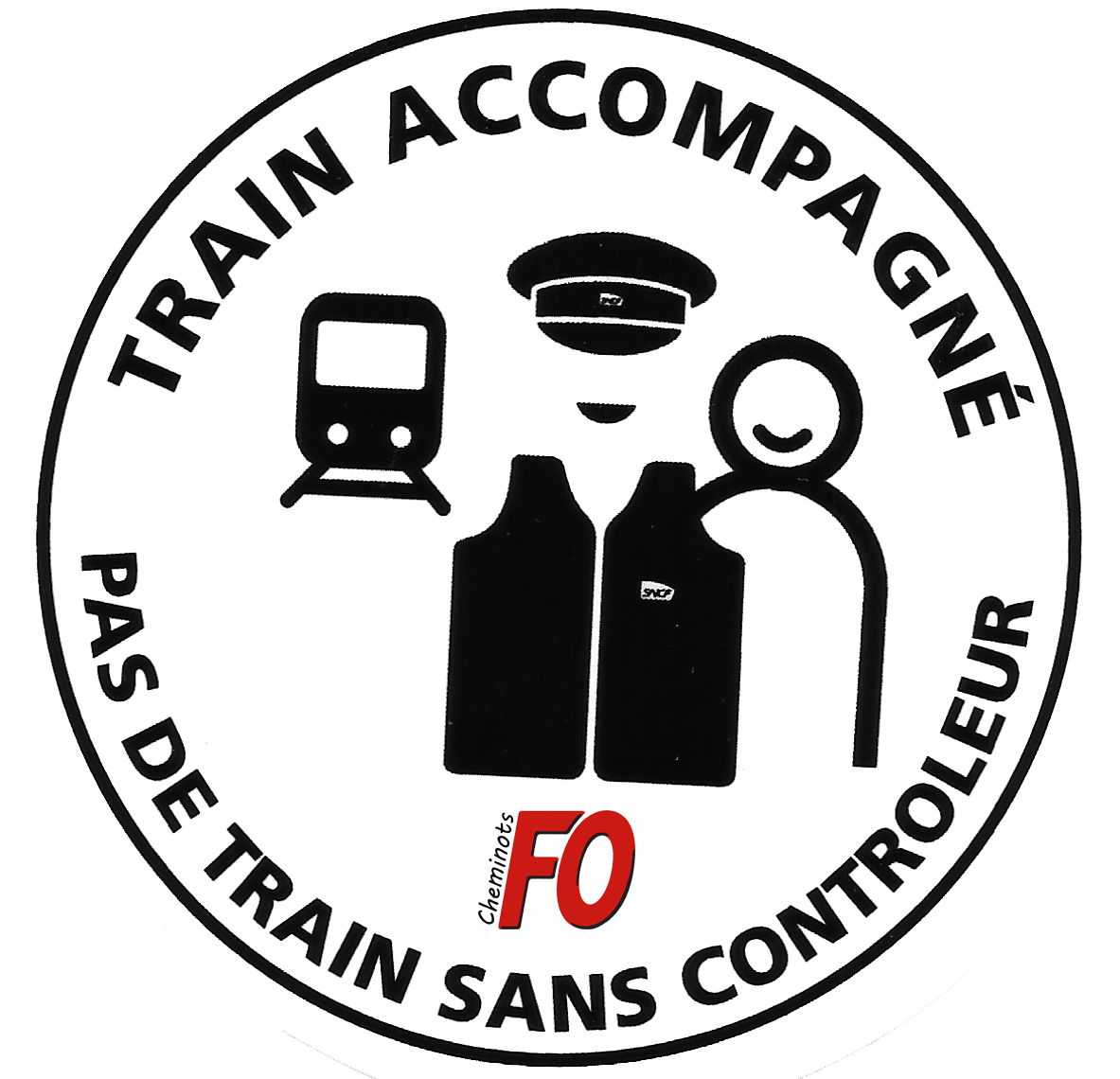 Pas de train sans controleur