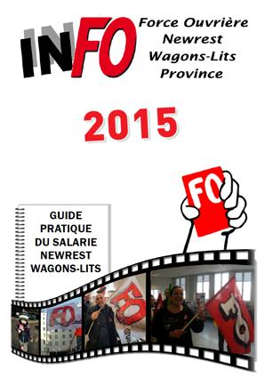 Livret FO Newrest Province