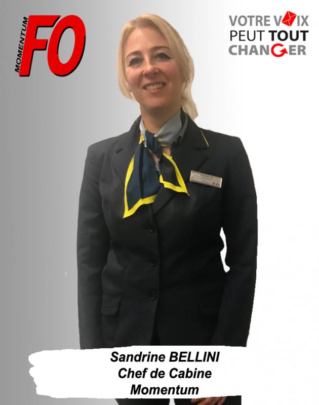 Sandrine Bellini
