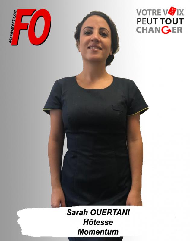 Sarah Ouertani