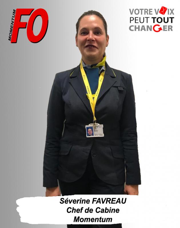 Séverine Favreau