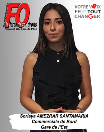Soraya Amezrar
