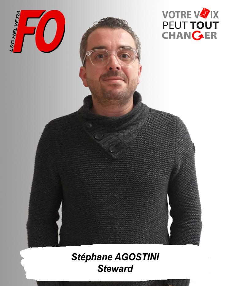 Stephane Agostini