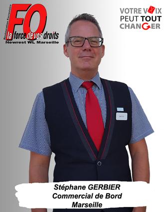 Stéphane Gerbier