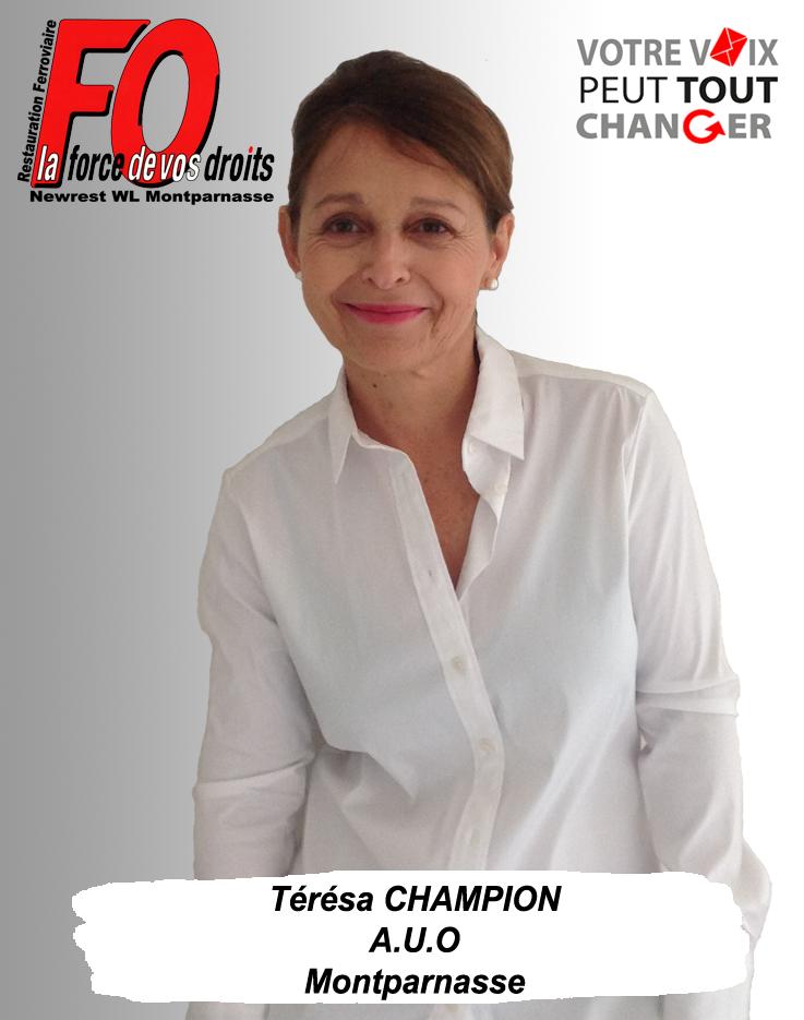 Teresa Champion