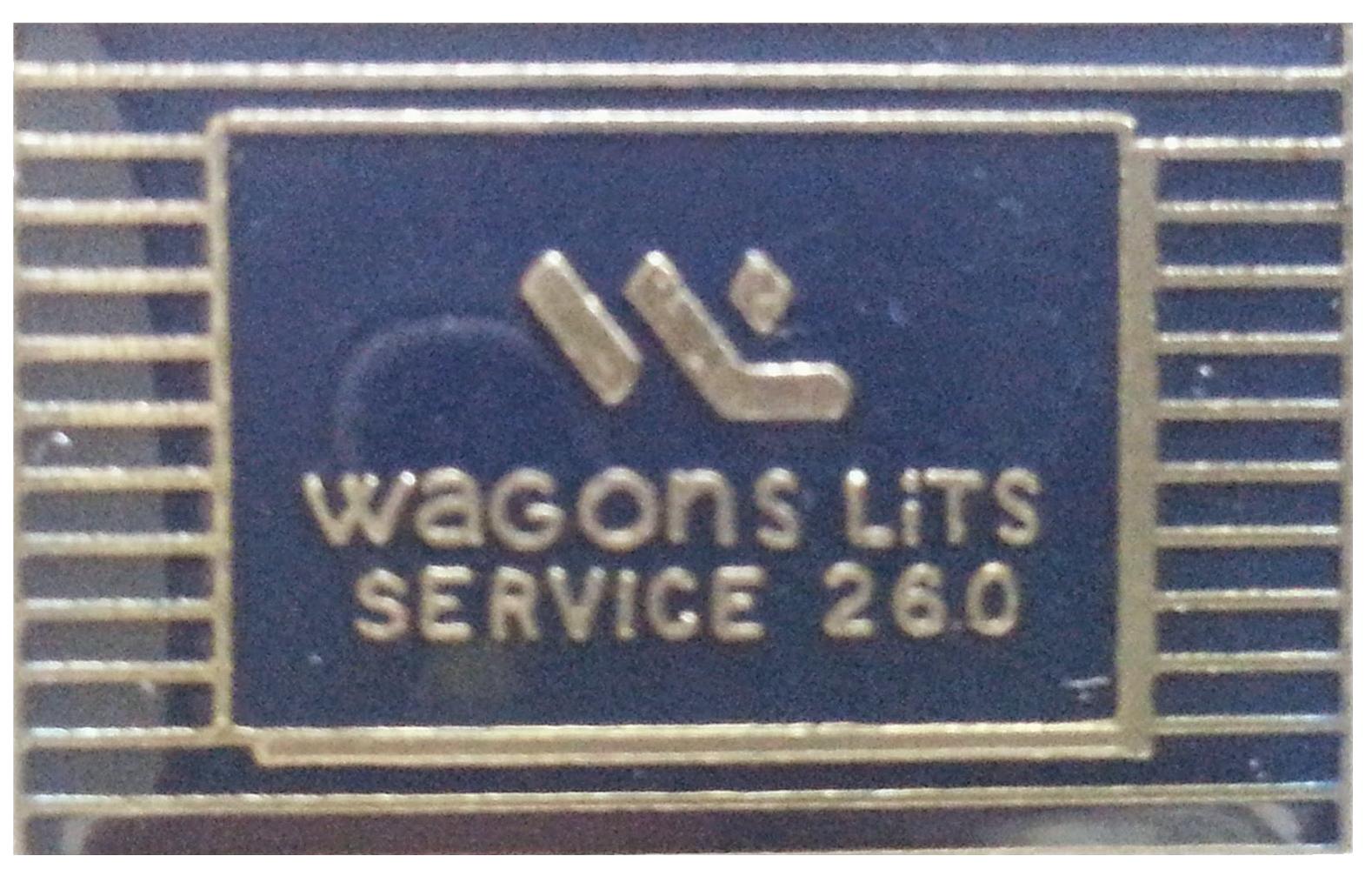 Wagons-Lits Service 260